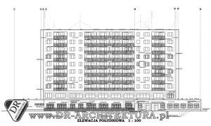 Termomodernizacja budynku, architekt Warszawa