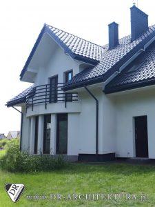 Budynek mieszkalny jednorodzinny