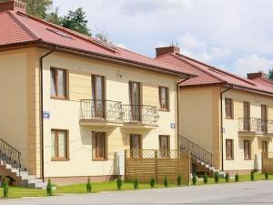 Architekt Kobyłka - Osiedle budynków mieszkalnych jednorodzinnych w zabudowie bliźniaczej
