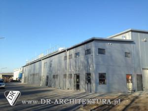 Architekt Radzymin - Rozbudowa zakładu produkcji przypraw